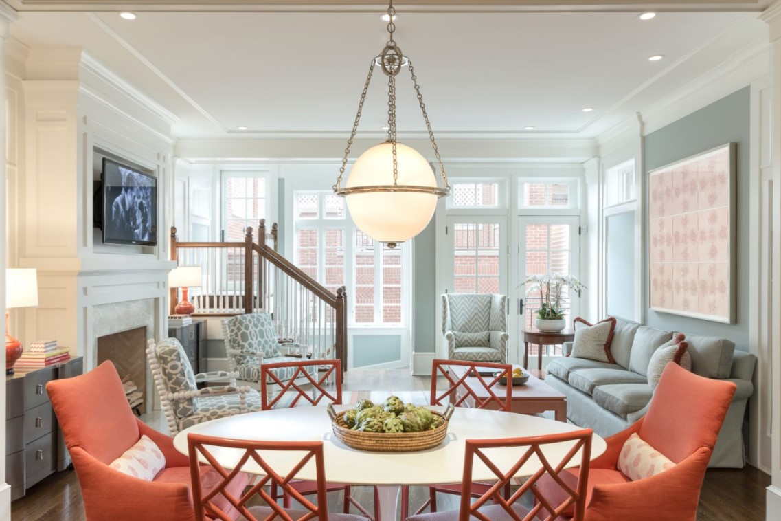 Project by Jessica Lagrange Interiors